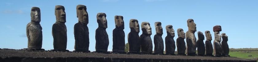 Moai-Bild